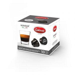 Capsule compatibili Nescafè Dolce Gusto 100% Arabica