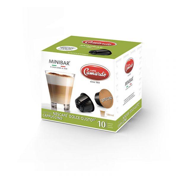 Capsule compatibili Nescafè Dolce Gusto Cappuccino