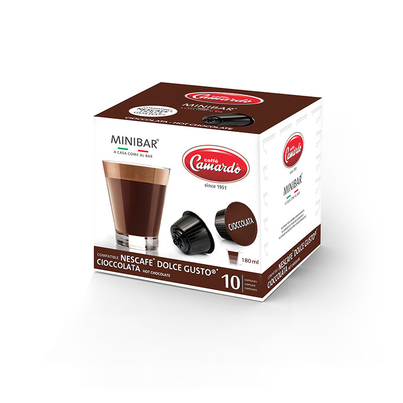 Nescafè Dolce Gusto Hot Chocolate Compatible Coffee Capsules