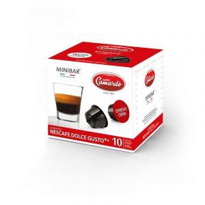Capsule compatibili Nescafè Dolce Gusto Espresso Crema