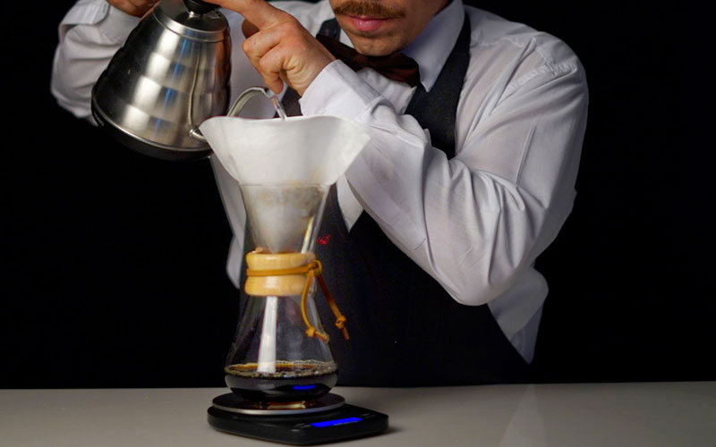 coffee extraction methods