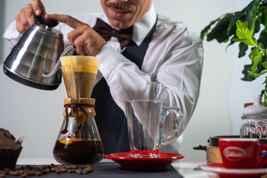 chemex caffè camardo