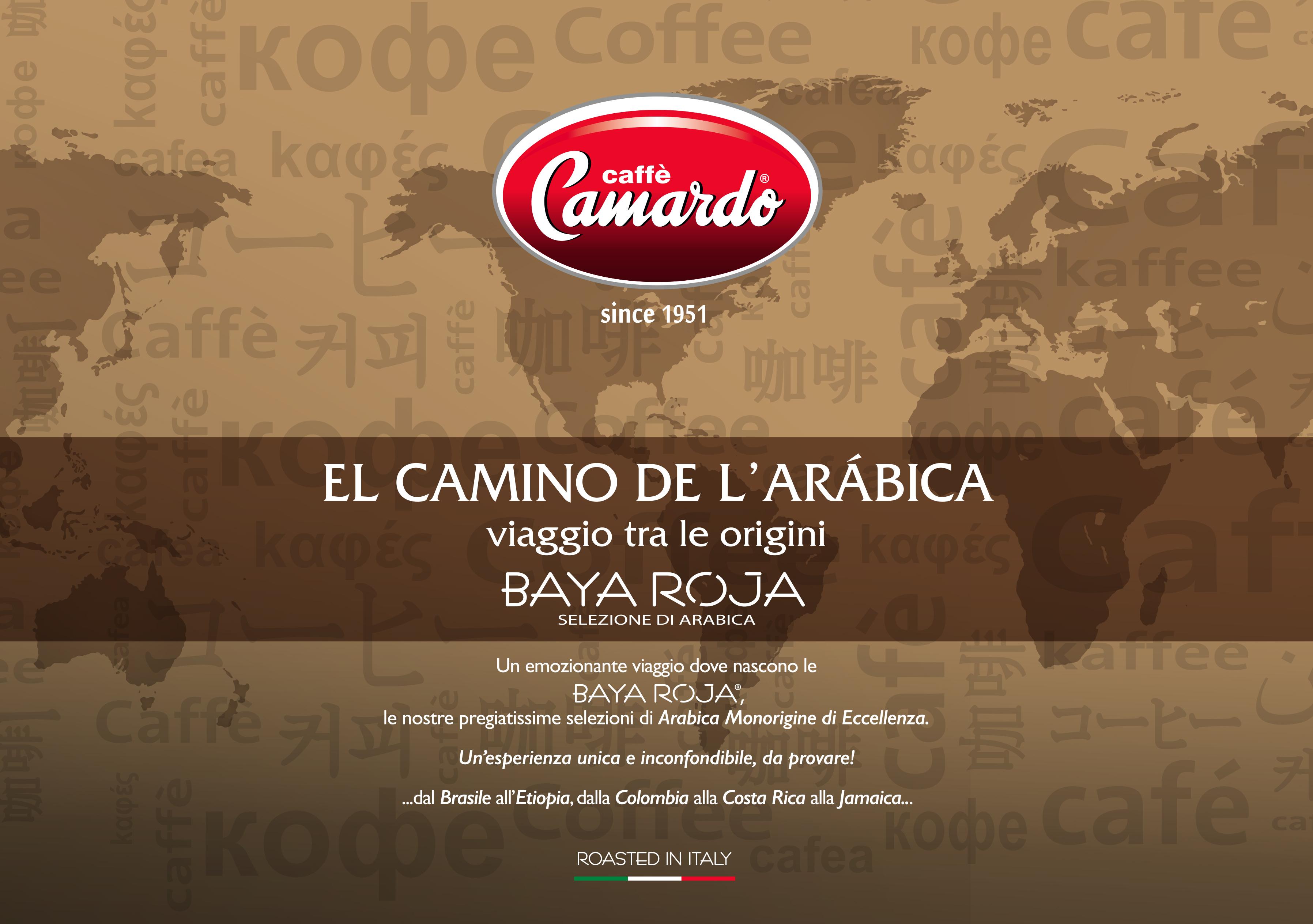 Baya Roja Caffè Camardo
