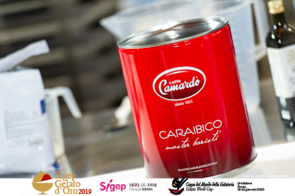 "Comunicaffè talks about us: ""Caffè Camardo, double location at Sigep Rimini 2020"""