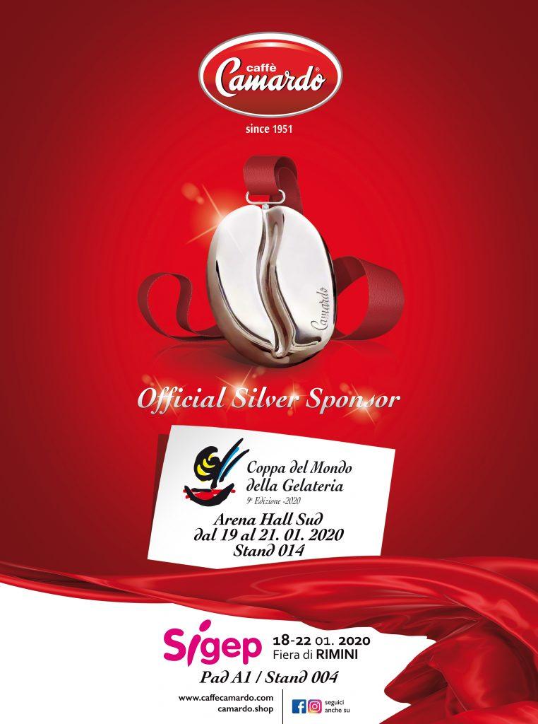 Caffè Camardo - Silver Sponsor Gelato World Cup 2020
