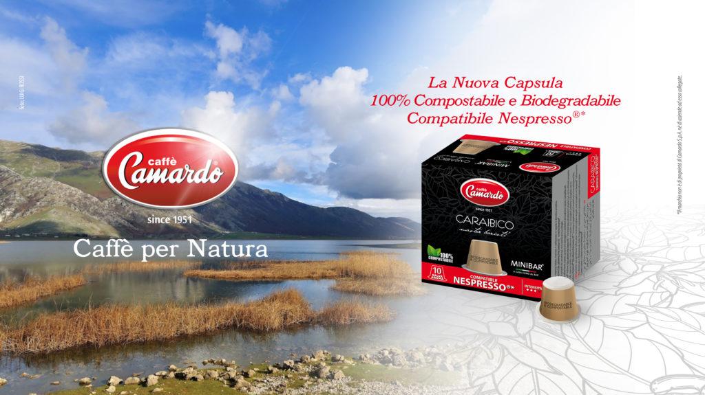 Camardo: coffee by nature.