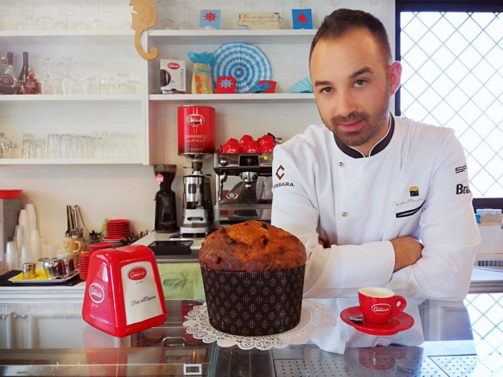Panettone Day 2020: Emanuele Marsella tra i finalisti