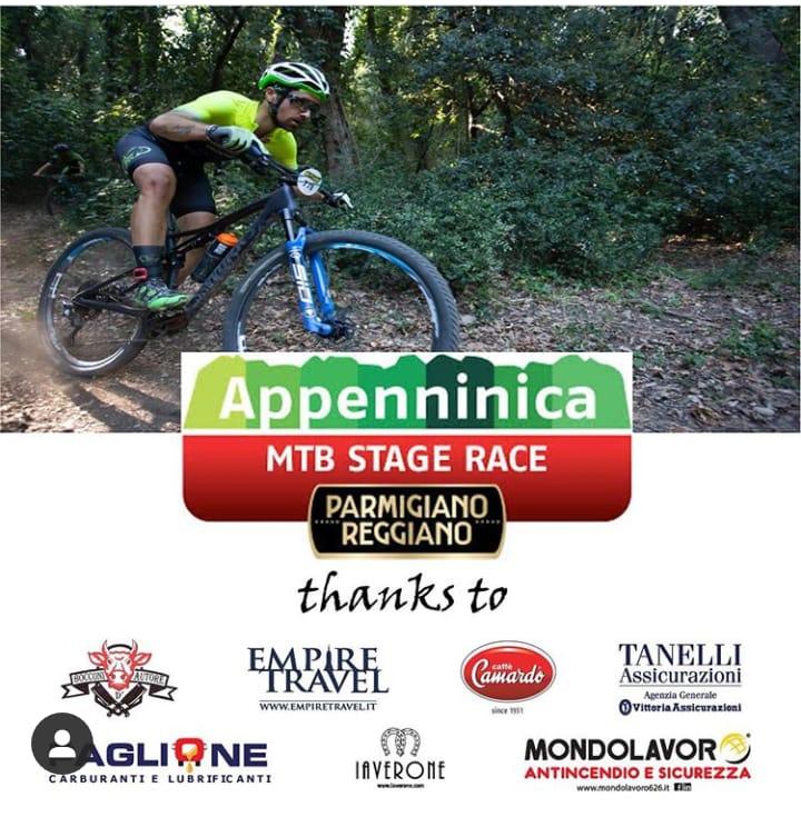 Appenninica MTB: Giuseppe Gennarelli representing Molise