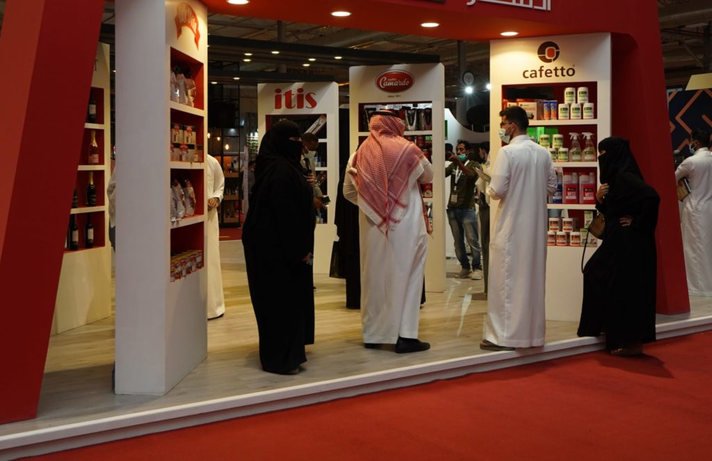 Si riparte: Caffè Camardo al Saudi Horeca 2021