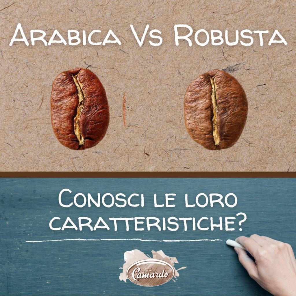 #ascuoladicaffe: Arabica vs Robusta